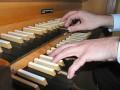 Orgel in der Kirche Öschelbronn