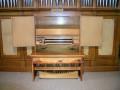Gesamtansicht der Orgel